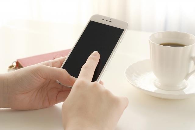 スマートフォンで調べる