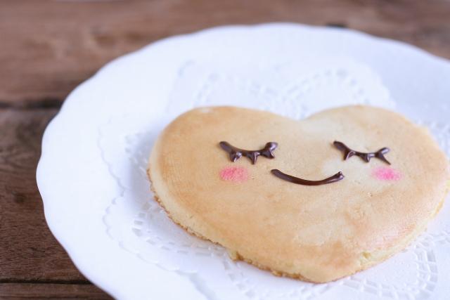 笑顔のクッキー